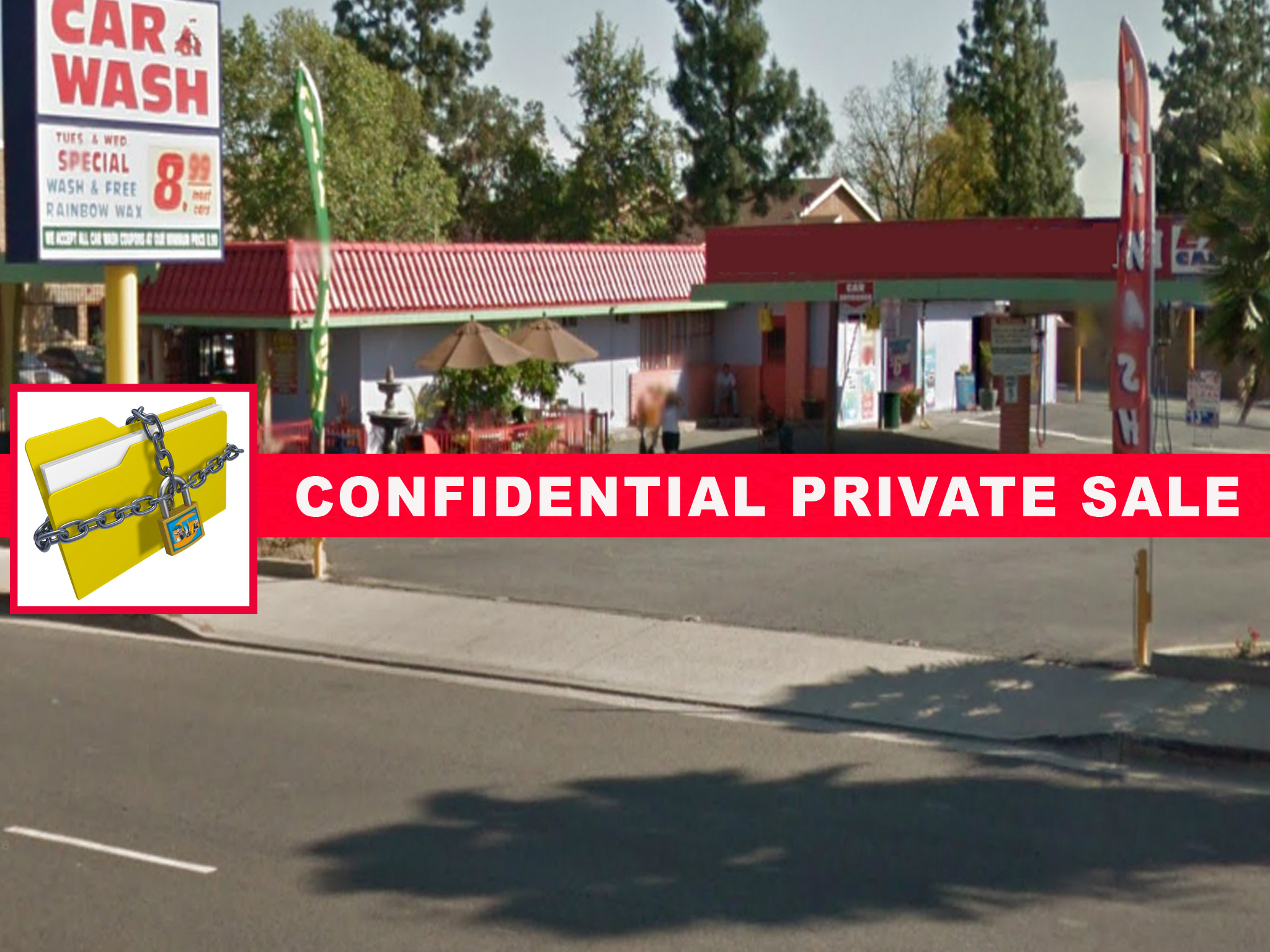 Cps Car Loan >> Profitable Hand Car Wash With Real Estate! | BIZ Builder.Com