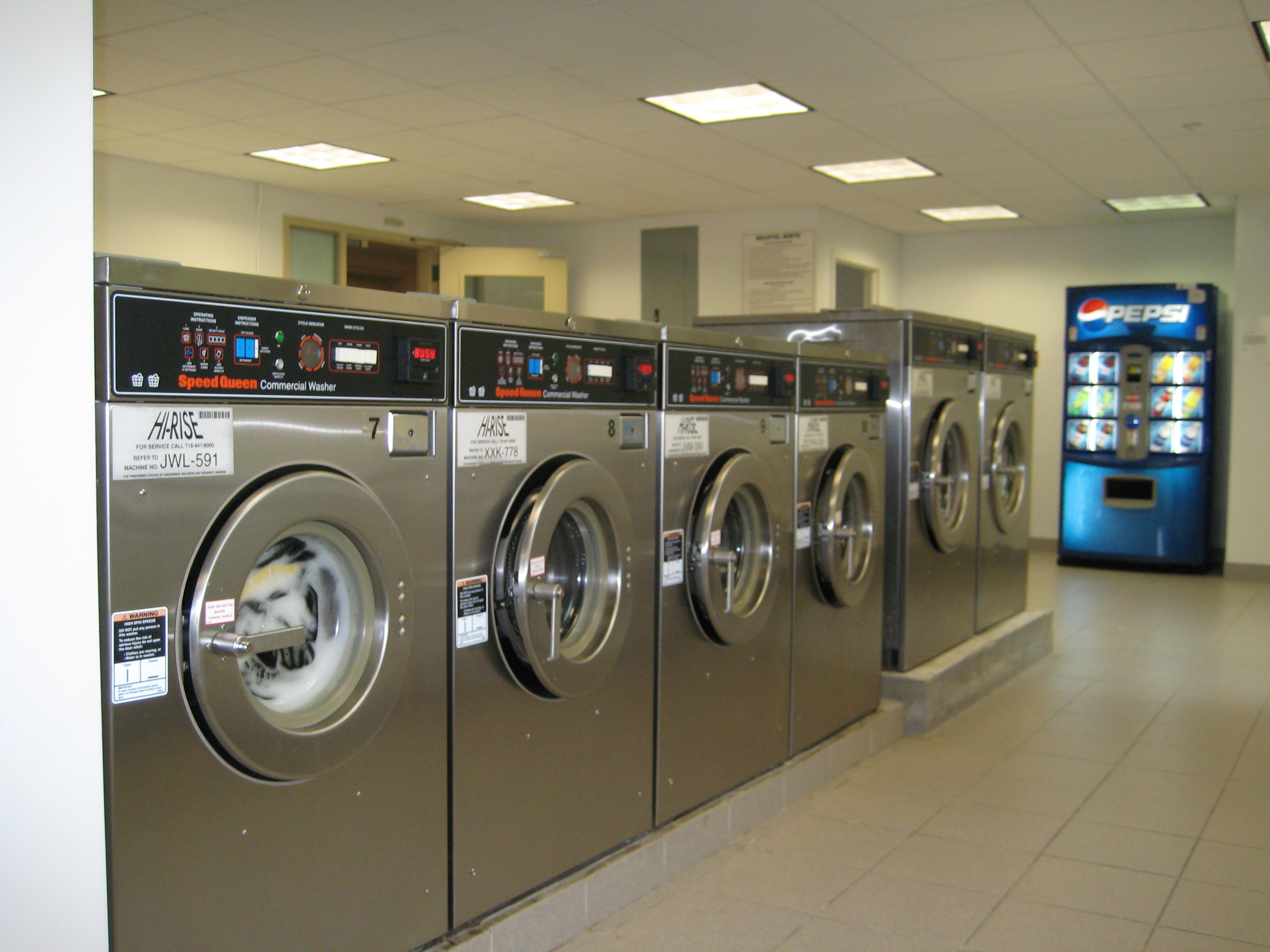 Own A Brand New Coin Op Laundromat LA! | BIZ Builder.Com