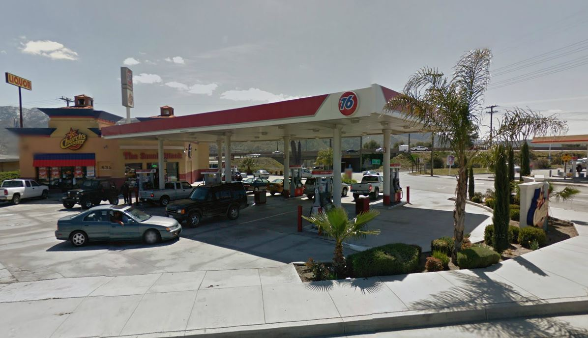 union 76 gas station restaurant franchise