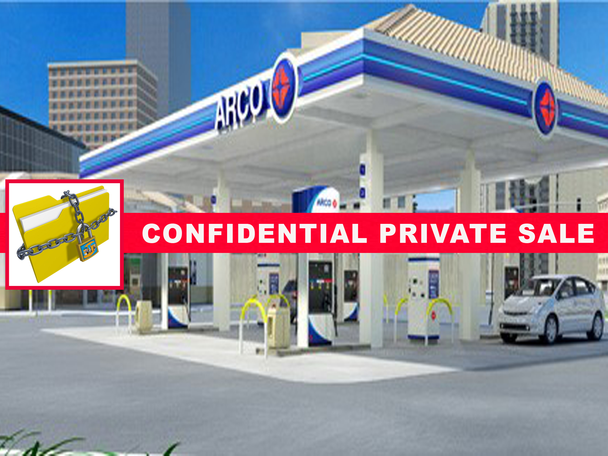 Arco Gas Stations >> Soon To Be Arco Major Franchise Off Market Biz Builder Com