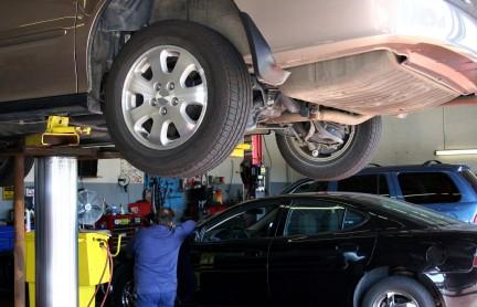 Long View of Automotive